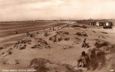 """""""Sinah beach"""" now more commonly referred to as West Beachlands"""