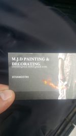 MJD PAINTING & DECORATING
