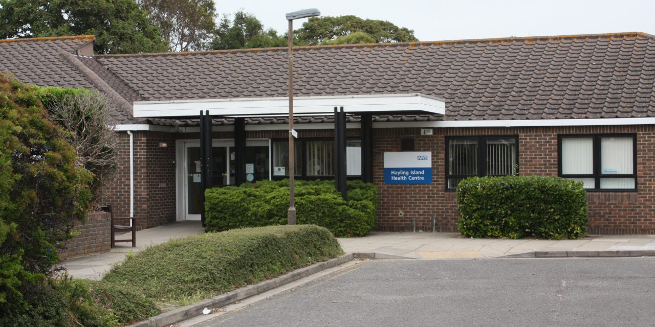 Healthcare on Hayling Island