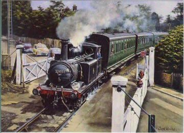 The Hayling Island Branch Line – The Hayling Billy