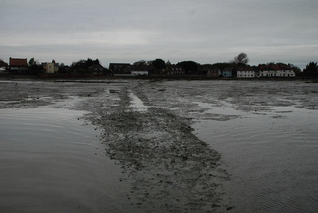 The Wadeway