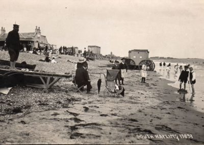 bathing machine 1900