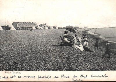 beach 1905