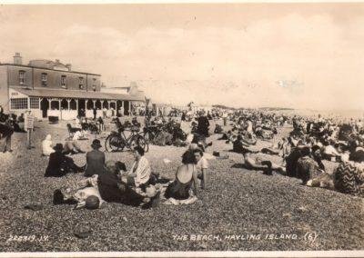 beach 1940