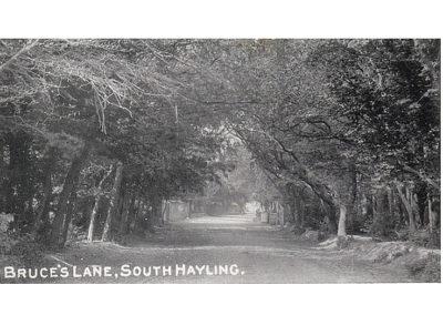 bruce's lane 1904