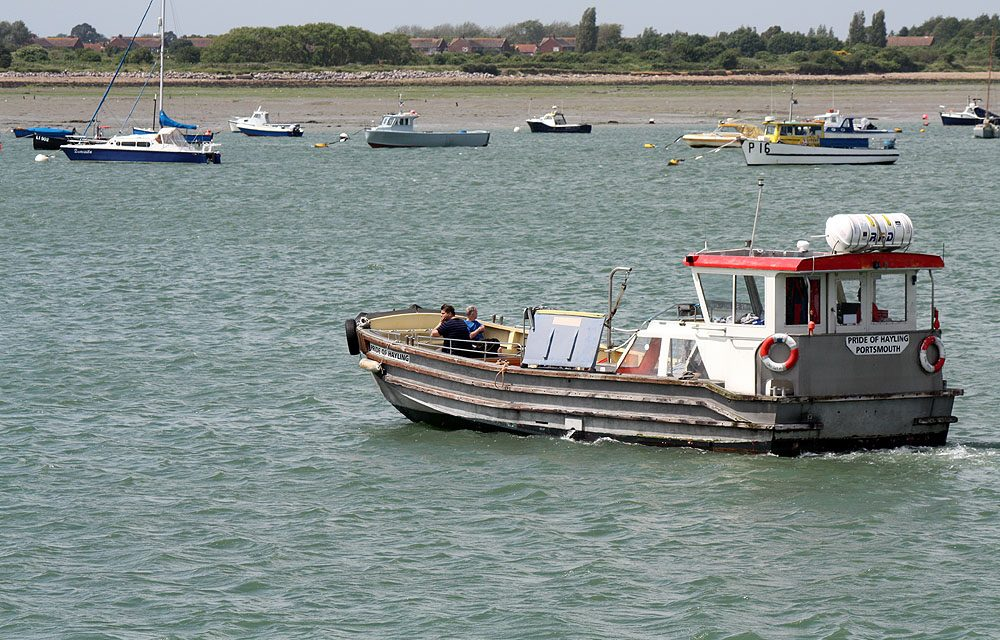 The Hayling Ferry