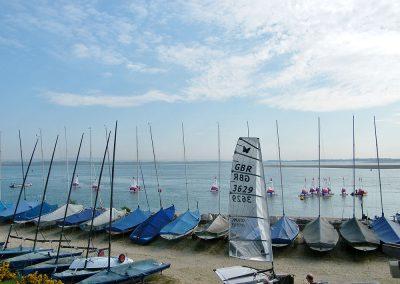 Hayling Island Sailing