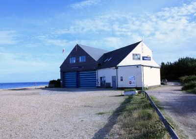 Sandy Point Lifeboat Station