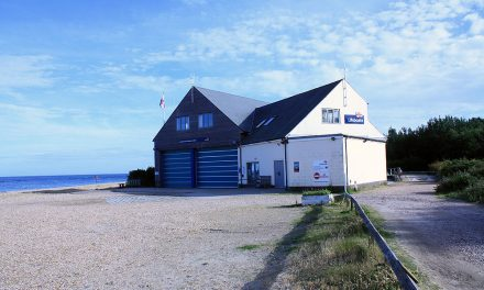Old Lifeboat Station (Seafront)