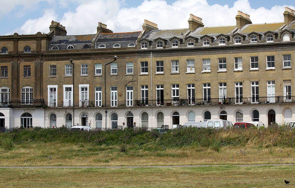 Norfolk Crescent & The Royal Hotel