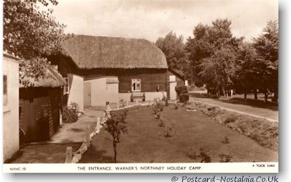 Northney Holiday Camp