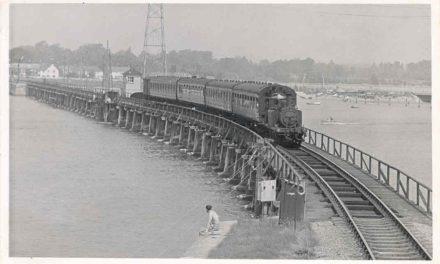 Hayling / Langstone Railway Bridge