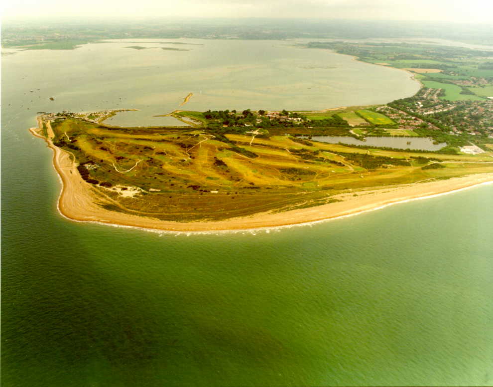 Hayling Golf Club Gunner Point