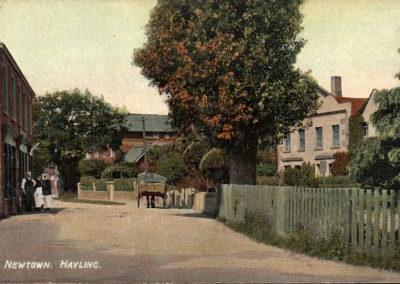 westtown 1900